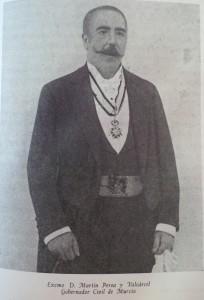Martin Perea y Valcárcel